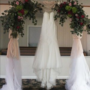 Ivory Ella Rosa Wedding Dress